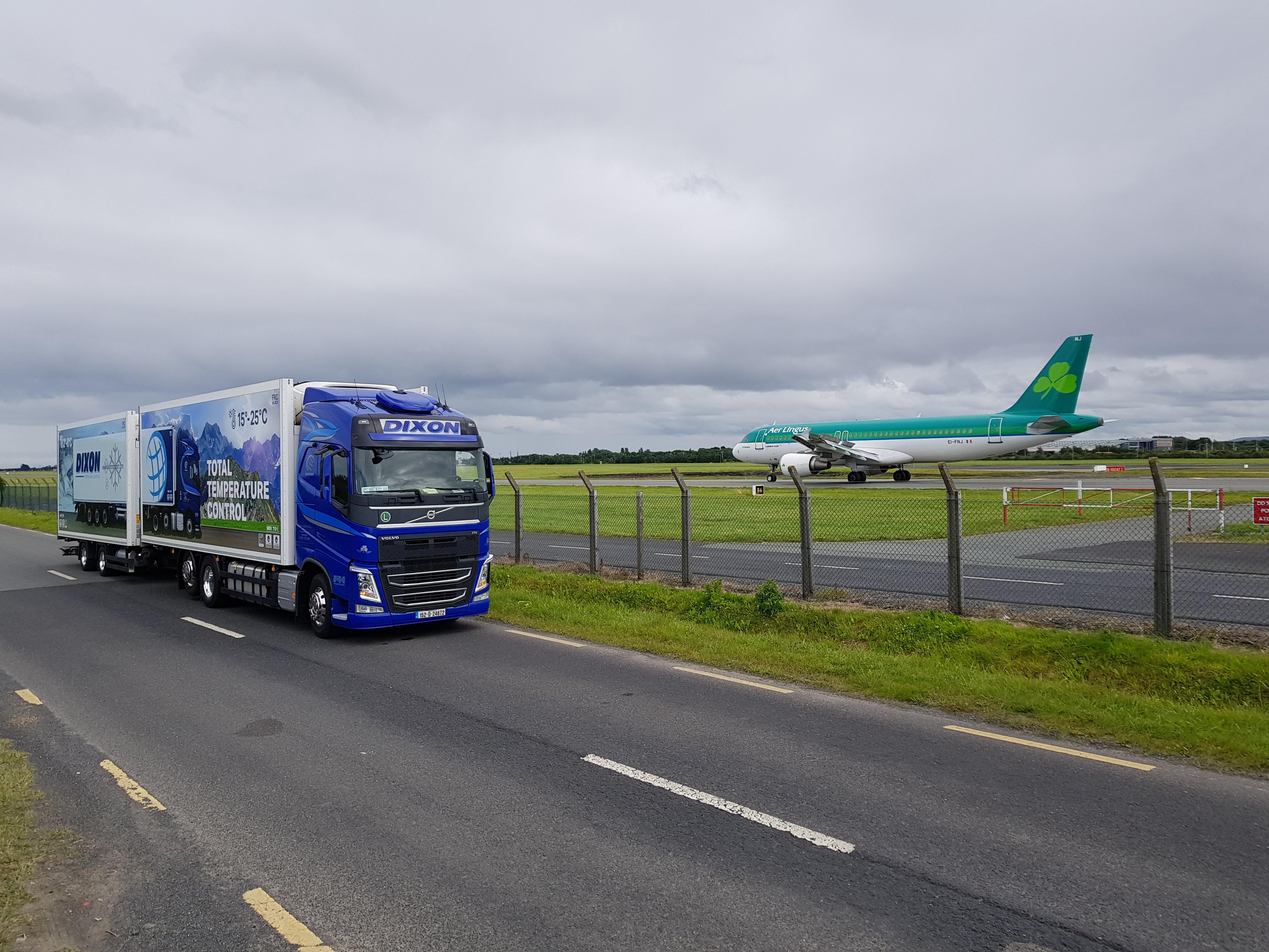 Dixons New Truck And Drag Arrives Dixon Transport