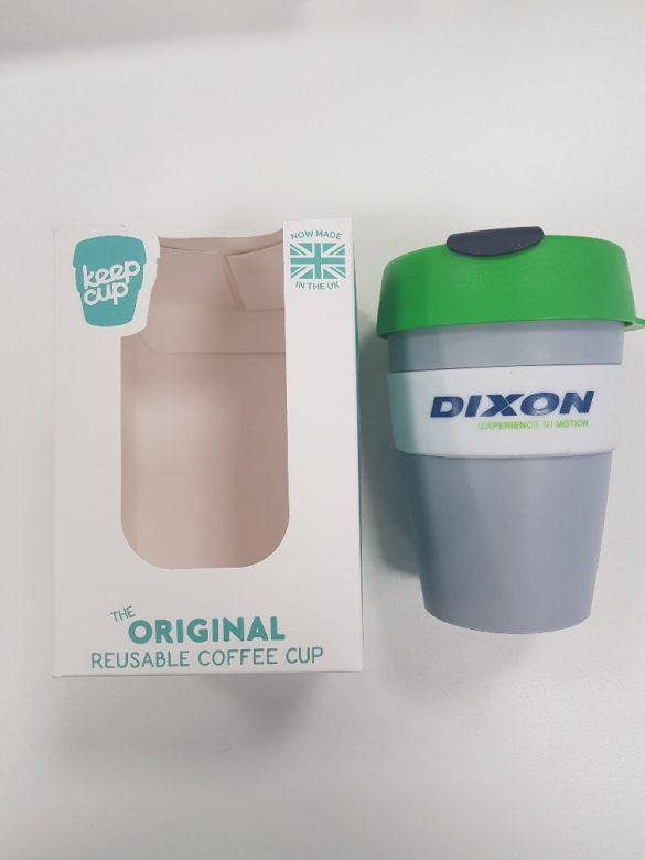 Dixon Coffee Mug