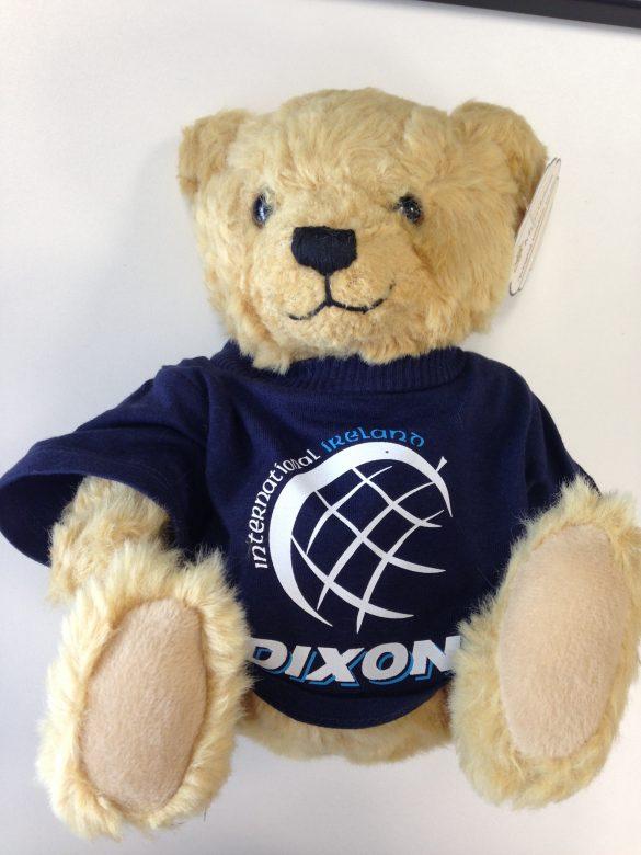 Dixon Teddy Bear