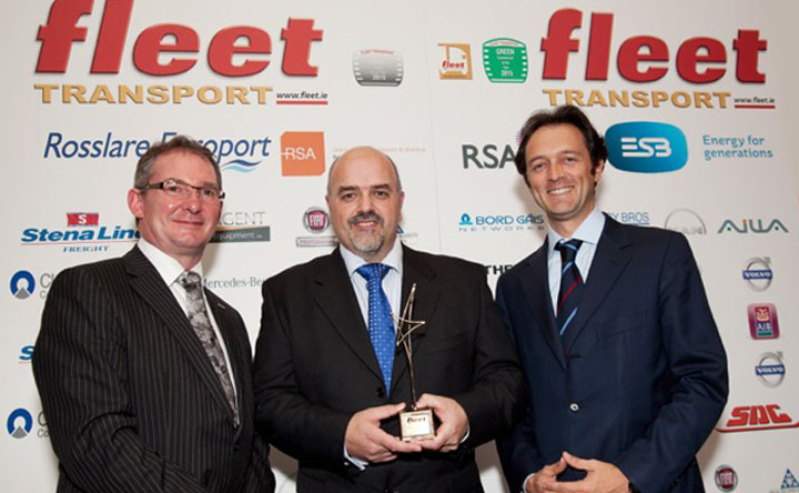 Fleet Manager Award 2015