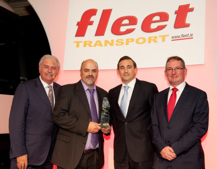 Fleet Enviromental Award 2016