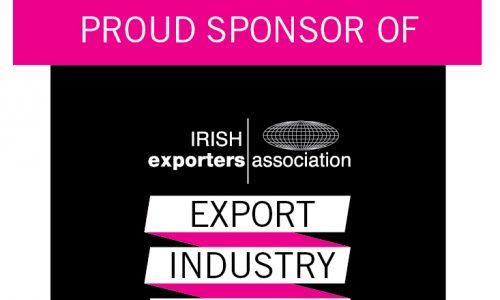 Dixon International proud sponsors of the Irish Exporters Association , Life Science Exporter of the Year 2017 award