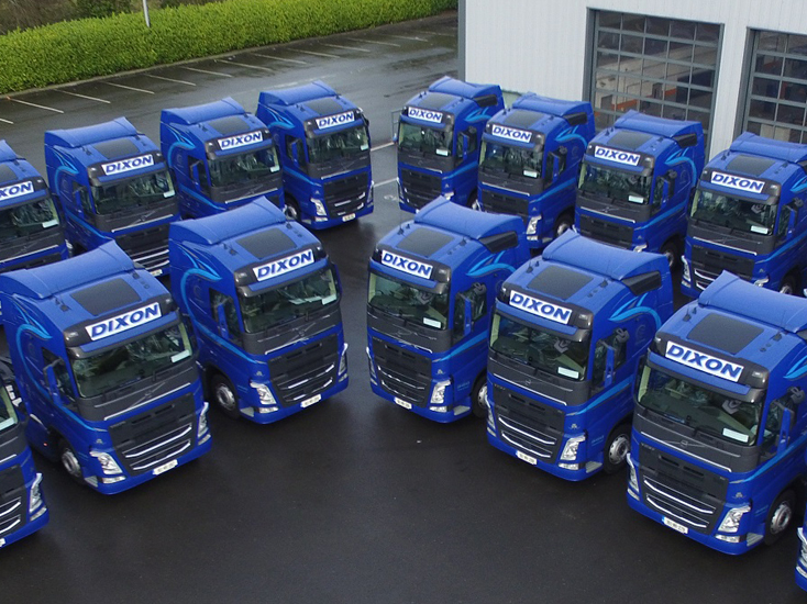our fleet dixon transport international dixon transport