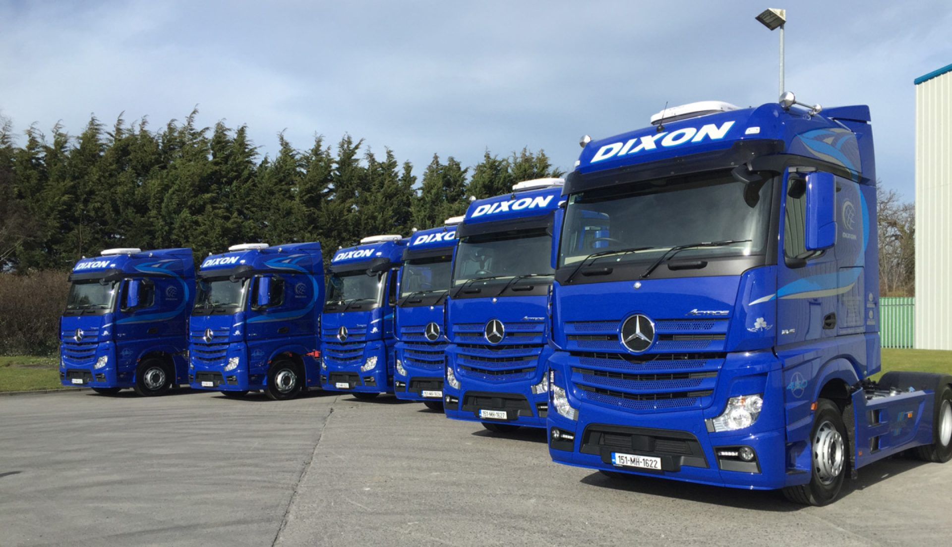 81d8601477 Our fleet - Dixon Transport International - Dixon Transport ...