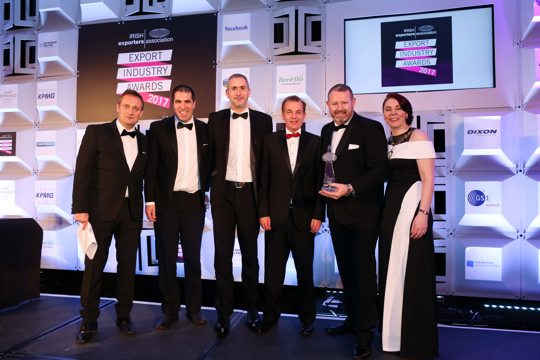 Irish Exporters Association 2017 - Winners