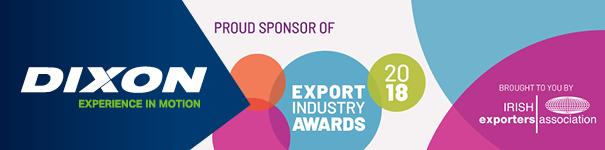 Irish Exporters Association 2018 - Sponsors