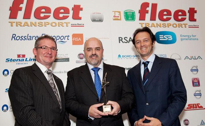 Fleet Manager Award 2015