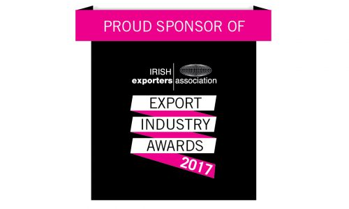 Dixon International proud sponsors of the Irish Exporters Association , Life Science Exporter of the Year 2017 award