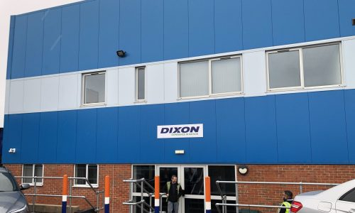 Dixon Transport Expansion sees UK Depot Move to New State-of-the-Art Site