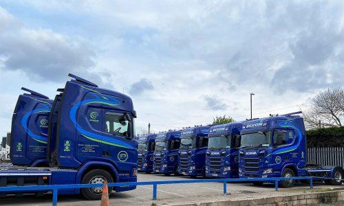 Dixon International Logistics, Coventry Depot – 6 months Later
